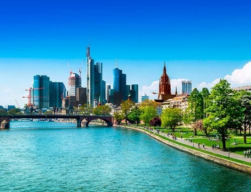 За 50 Евро директни полети до международното летище на Франкфурт!