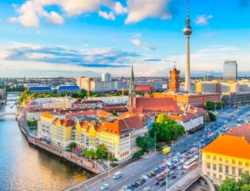 Хайде пак! Полети до Берлин за само 8 Евро в посока!