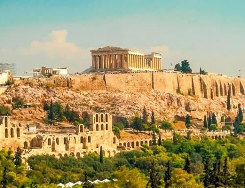 Полети до Атина от 10 Евро в посока!