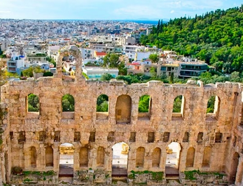 Дълъг уикенд в Атина: 3 Дни за само €66: Полети + Хотел 3***!