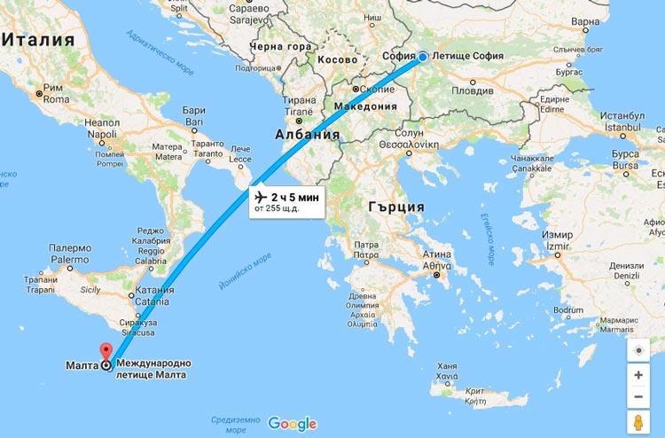 map-malta