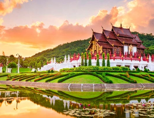 Полети до Чианг Май, Тайланд за само 390 Евро!