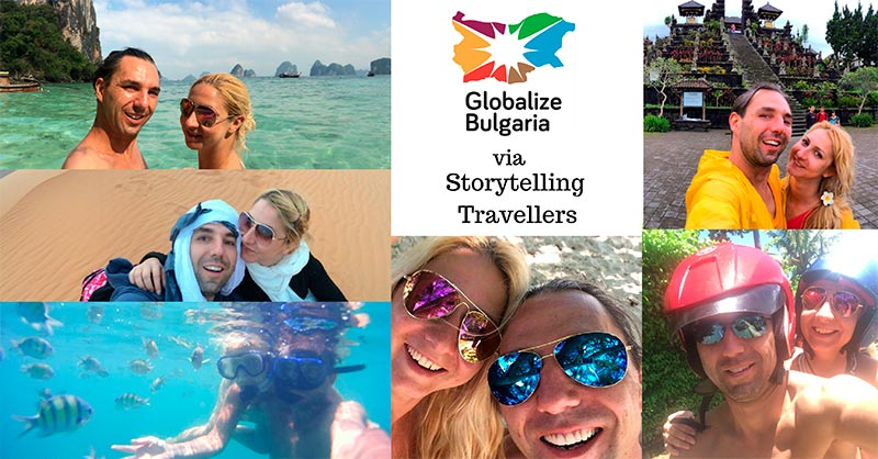 Storytelling Travellers