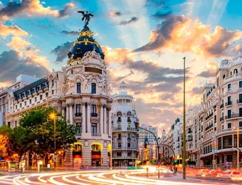 Полети до Мадрид през есента за само 30 Евро!