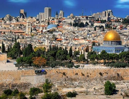 Полети до Израел (Тел Авив) от 15 Евро в посока