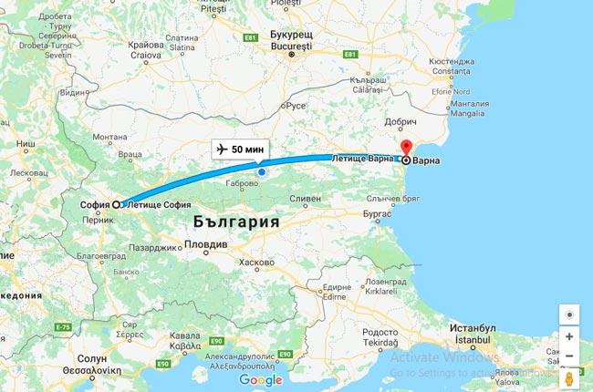 Poleti Mezhdu Sofiya I Varna Po 27 50 Evro V Posoka Travelsmart Bg