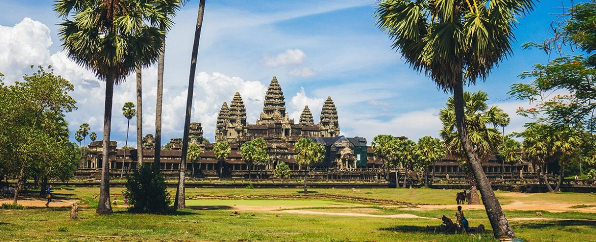 Полети до Камбоджа