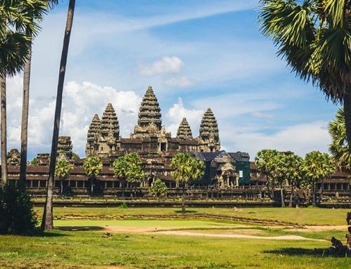 Полети до Камбоджа от София за 504 Евро