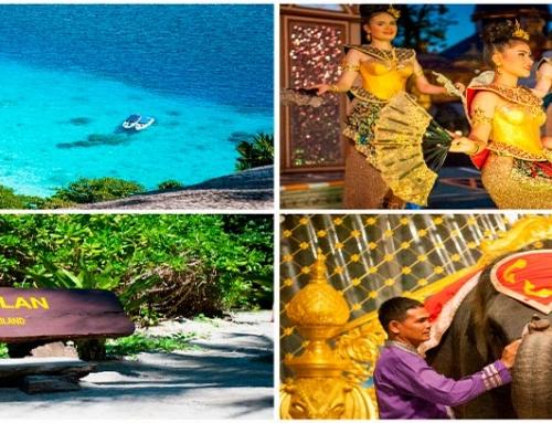 Пътуване до Пукет с Весела – Острови с великолпени плажове, екзотична храна, традиционно шоу, слонове, маймуни и мн др.