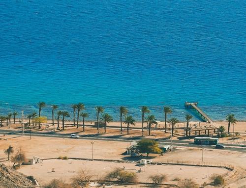 На Червено море: Полети до Ейлат за €9.50 в посока
