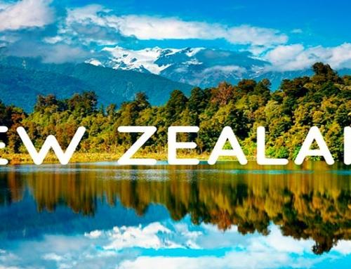 Полети до Нова Зеландия от Париж за само 335 Евро!