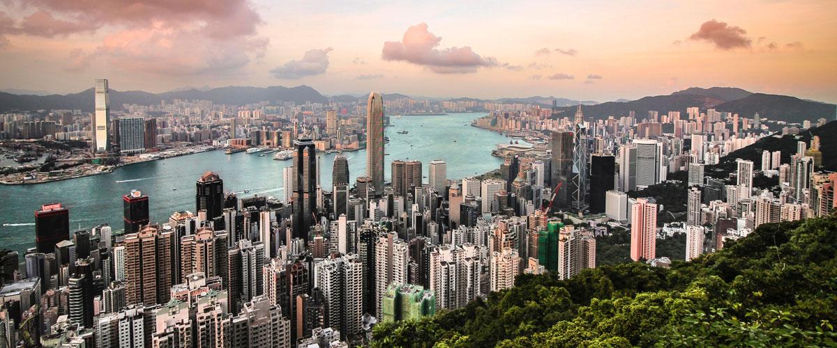 Полети до Хонг Конг