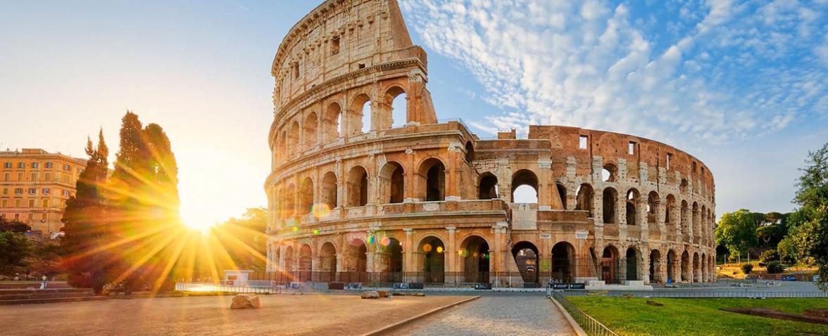 Полети до Рим