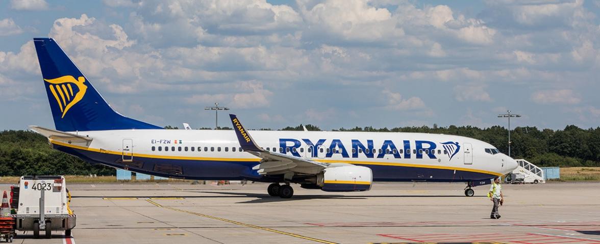 ryanair нови дестинации полети
