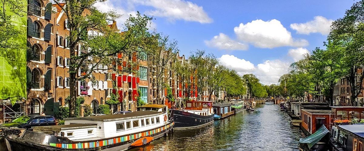 Полети до Холандия