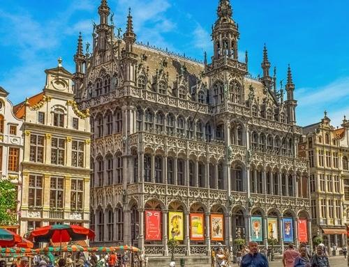 Полети до Брюксел от само 15 Евро в посока.