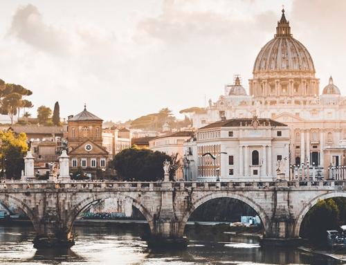 Полети до Рим от само 15 Евро в посока