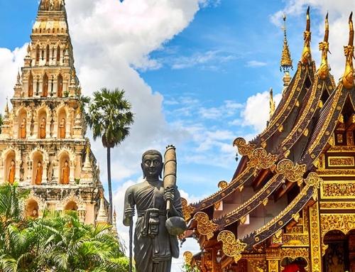 Двупосочни билети до Банкок (Тайланд) от само 438 Евро!