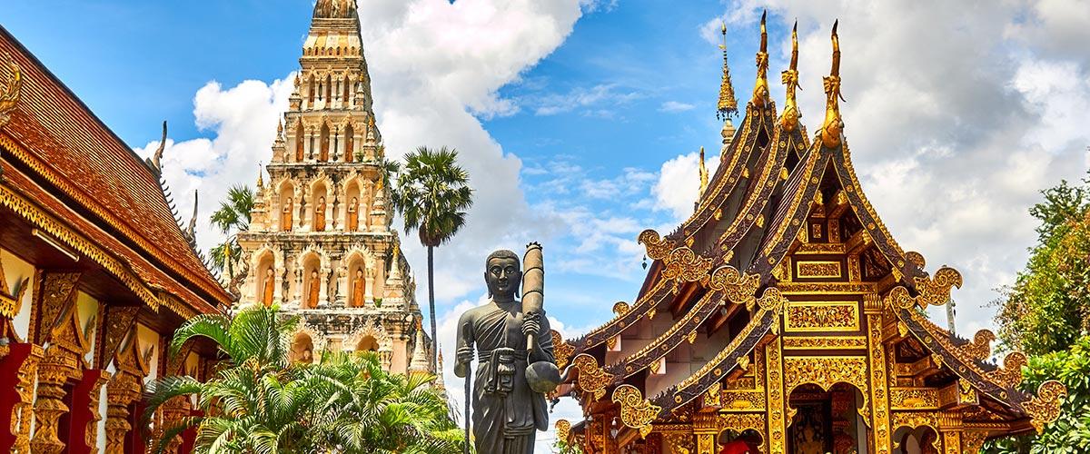 Двупосочни билети до Банкок