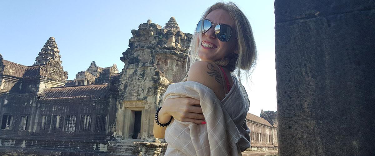 Приключение в Камбоджа