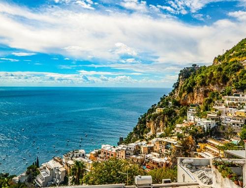 Амалфи: Полети до Неапол от само 22 Евро в посока