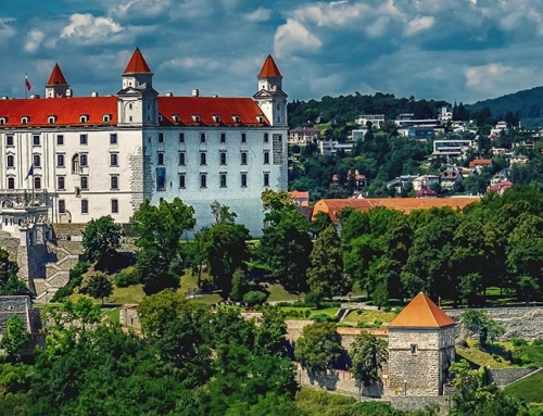 Полети до Братислава от само 9.50 Евро в посока