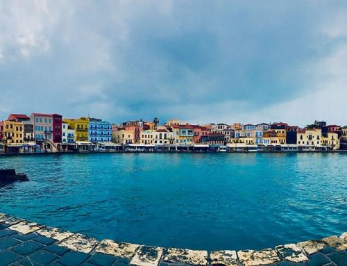 Лятната почивка: Полети до о-в Крит от 28.80 Евро в посока