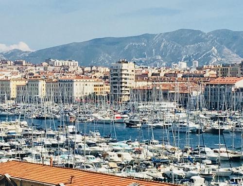 На разходка в Прованс: Полети до Марсилия от 15 Евро в посока.