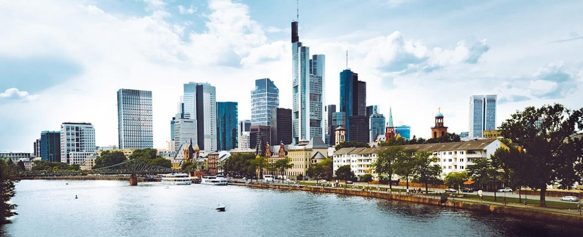 Полети от София до Франкфурт с Lufthansa