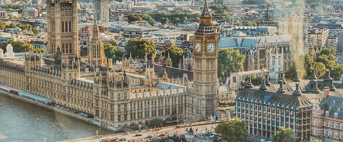 Полети до Лондон от българия