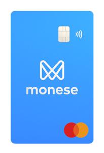 monese най-добрите банкови карти