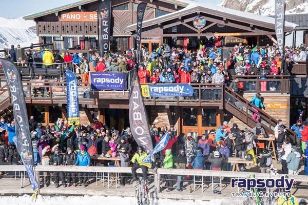 ски екскурзии в Алпите с рапсоди