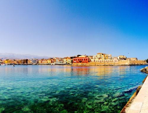 Полети до остров Крит от 17 Евро в посока