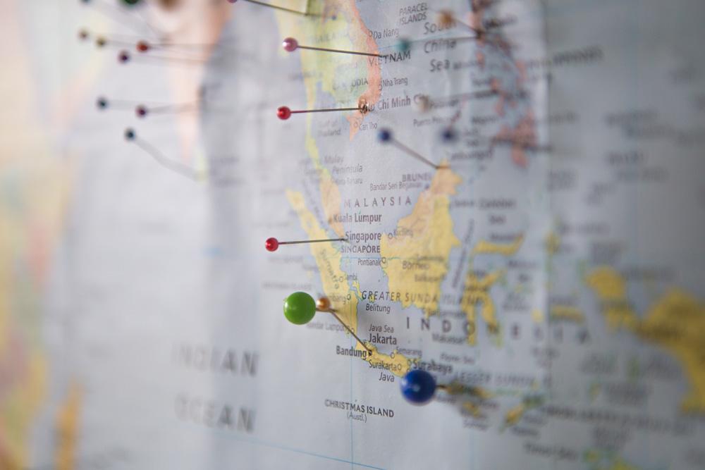 план дестинации карта - идеи за пътешественици