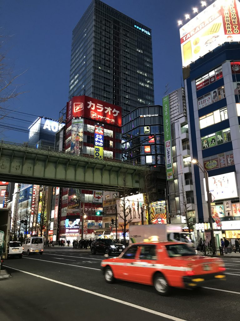 акихабара япония