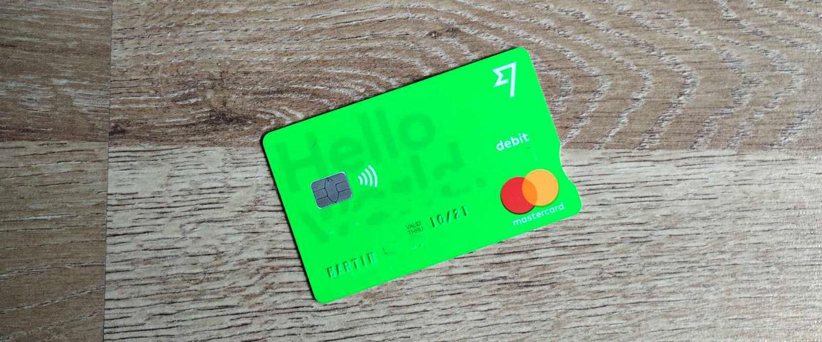 transferwise-карта и сметка