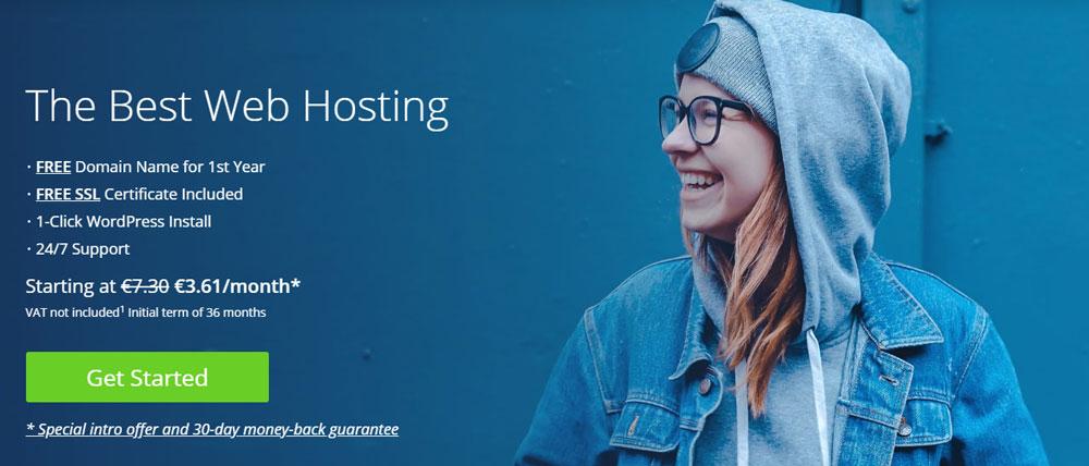 уеб-хостинг-bluehost