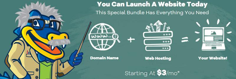 домейн хостинг блог