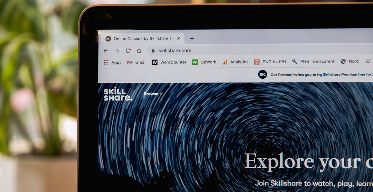 skillshare промо код безплатни 2 месеца