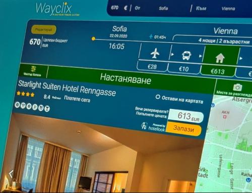 Wayclix – планирай цялото си пътуване на едно място