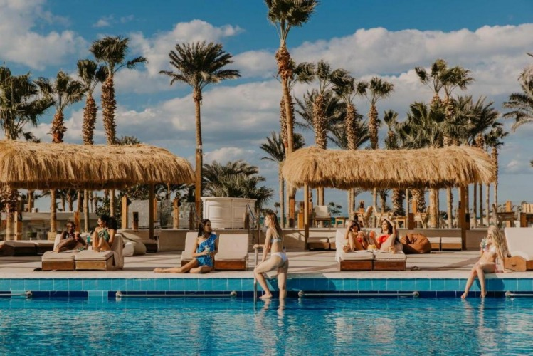 почивка в египет